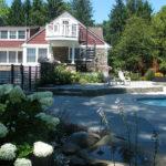 Project D - Pool, patio & landscape: After
